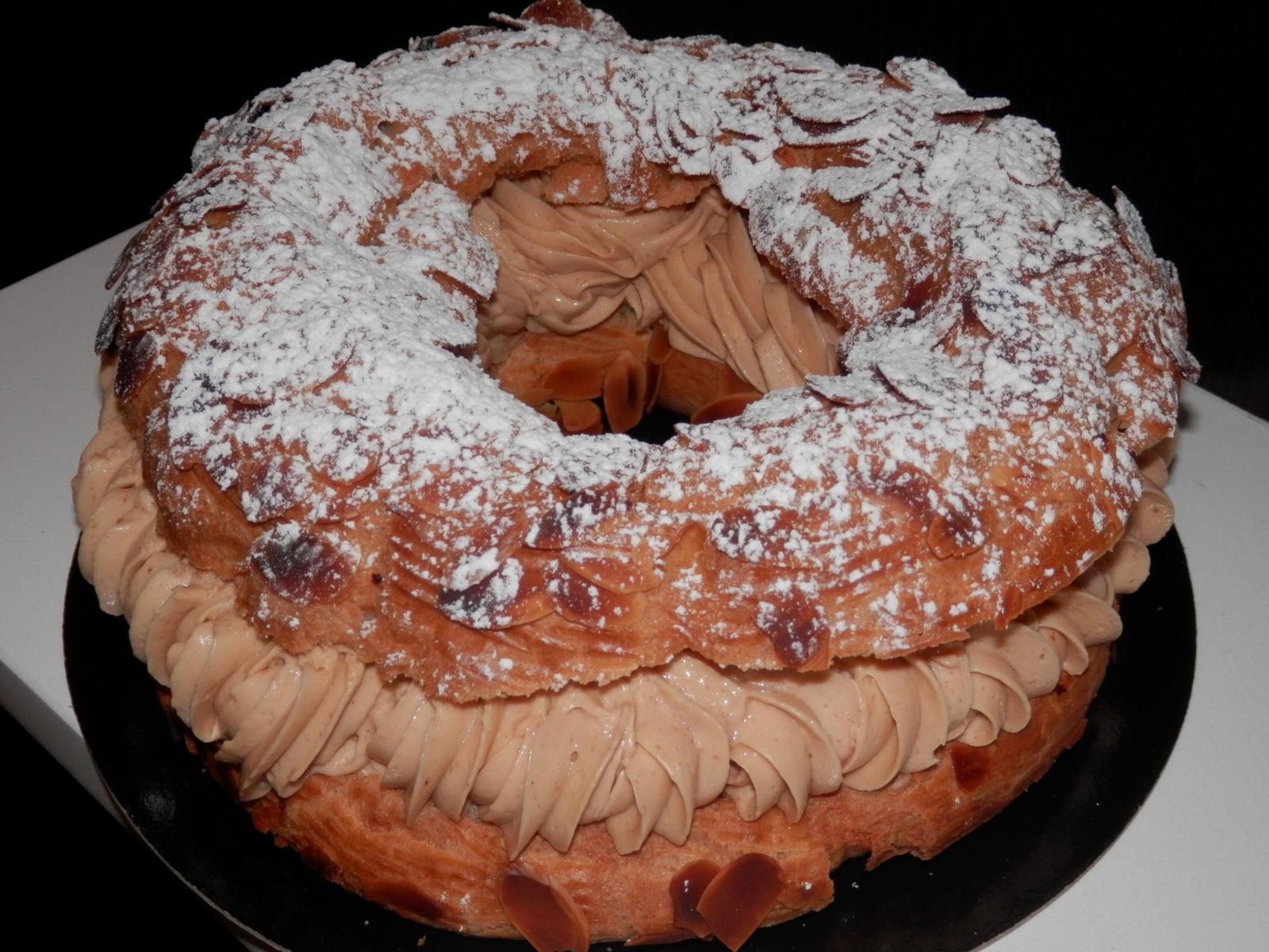 Gâteaux : Paris-Brest par la pâtisserie Chasles