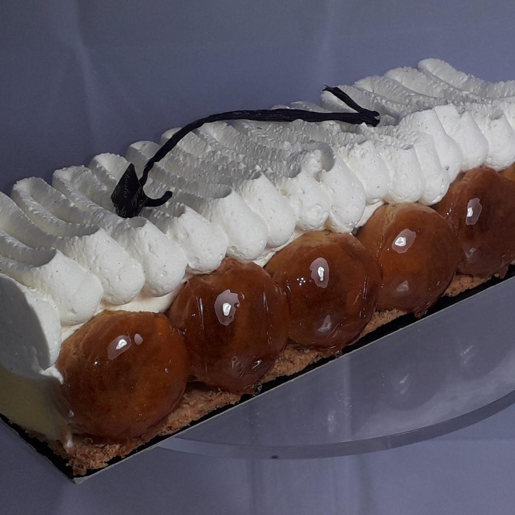 Gâteaux choux