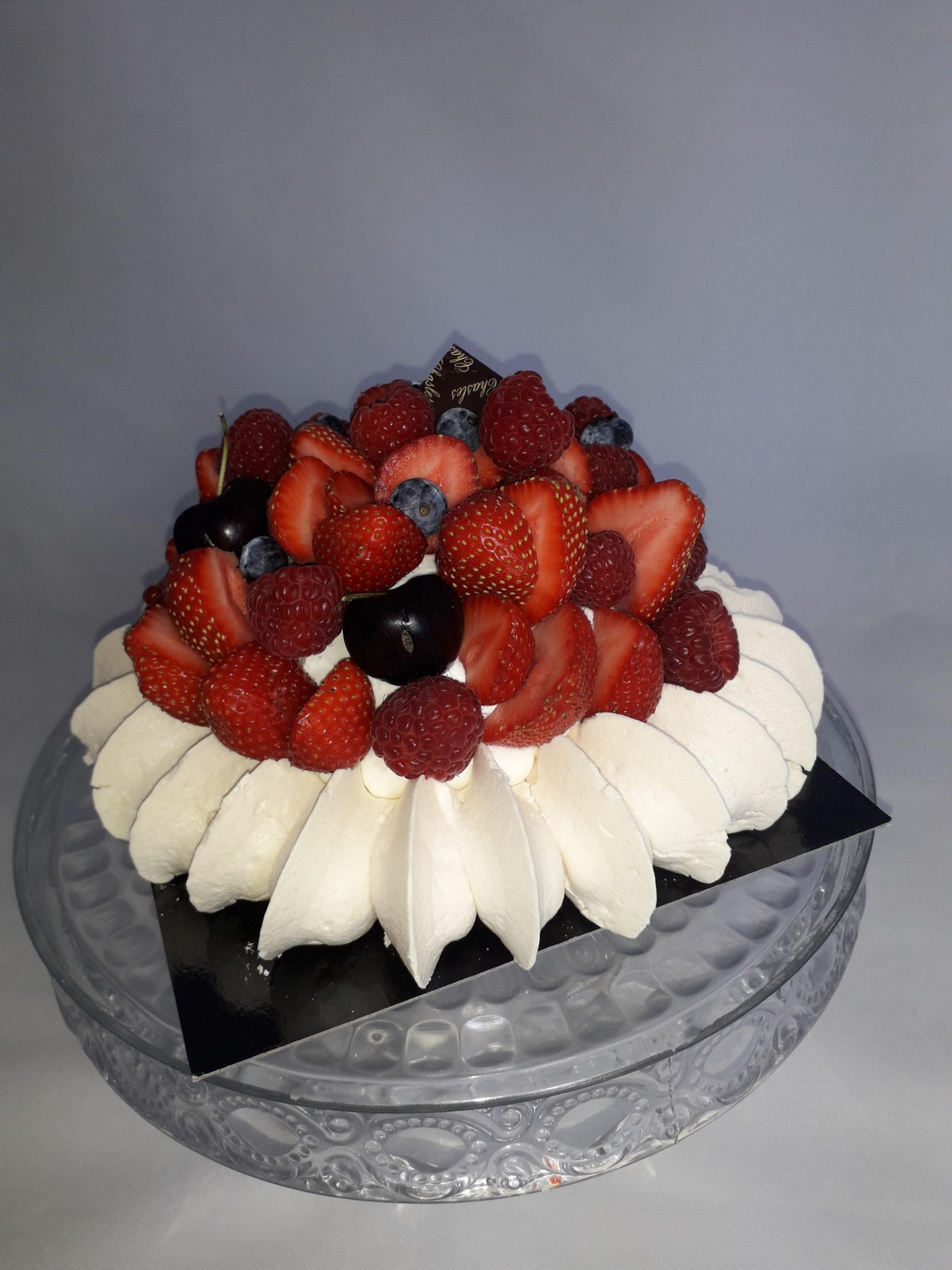 Gâteaux à la Fraise